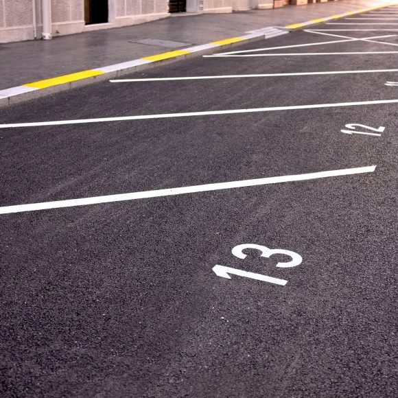 Carpark Marking Service Carterton