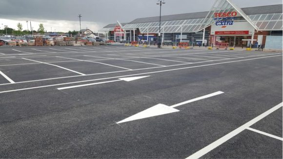 Sutton on sea Car Park Installation & Repair