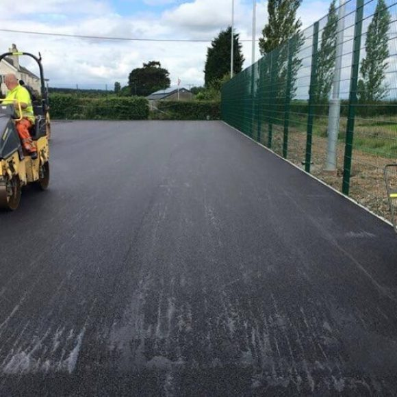 Install Tarmac Surface Sutton on sea