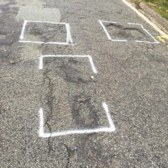 Pothole Repairs company Gainsborough
